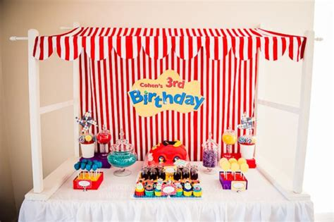 karas party ideas  wiggles themed  birthday