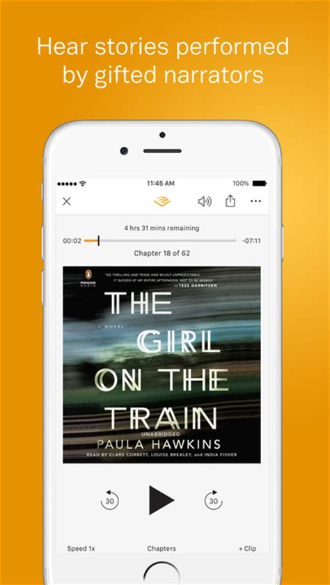audio books iphone audio books by audible an company on the app