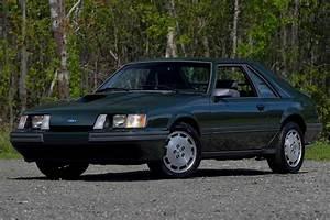 Ultra-Rare Fox! Hertz Mustang SVO Rent-A-Racer For Sale