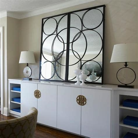 IKEA Besta Cabinet Mirror