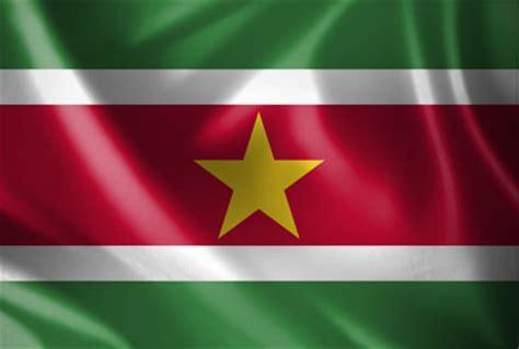 Vlag Suriname Vlagonline.nl