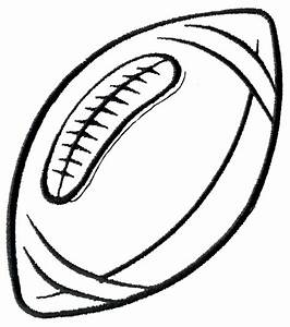 Football Laces Clipart Black And White | Clipart Panda ...