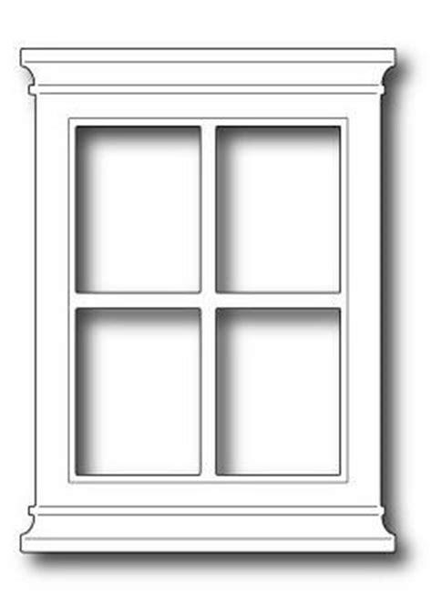 Memory Box Grand Madison Window | Templates | Pinterest