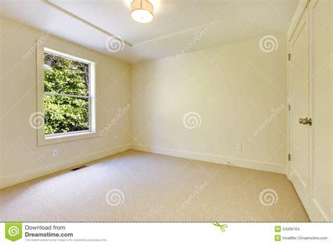 chambre du vide intérieur neuf beige vide de chambre à coucher images