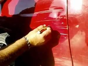 Anti Rayure Voiture : le stylo anti rayure youtube ~ Melissatoandfro.com Idées de Décoration