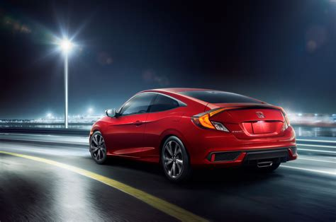 honda civic receives  styling sport trim