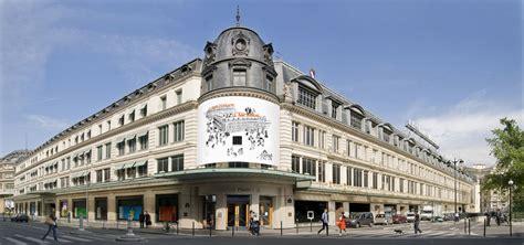 siege social monoprix le bon marché grand magasin parisien distribution