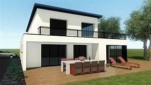 tarifs et prix construction maison plan maison With prix construction maison 150m2