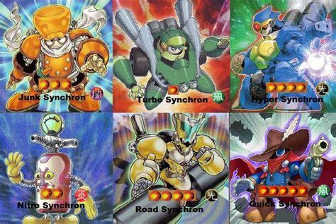 yugioh wikia deck archetypes synchron archetype yu gi oh visual family