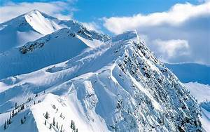 Snowy Mountains Wallpapers - Wallpaper Cave