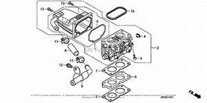 Honda Engines Gx630 Vxc2 Engine  Jpn  Vin  Gdabk