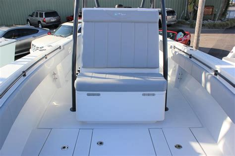 Contender Boats Dual Console by 2017 Used Contender 30 St Center Console Fishing Boat For