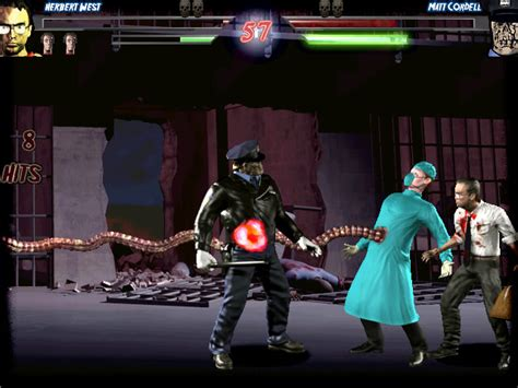 terrordrome  game rise   boogeymen
