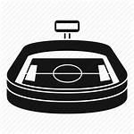 Stadium Icon Football Soccer Vectorified