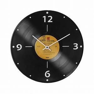 Record Clock   LP, Vintage Vinyl, Timepiece, Wall Art ...