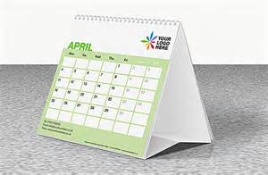 Small Business Desk Calendars