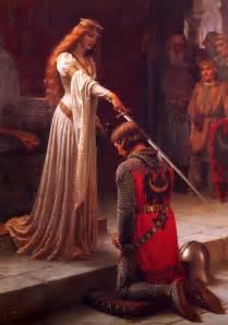robe pour mã re du mariã file edmund blair leighton accolade jpg wikimedia commons
