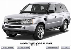 Range Rover L322 2007