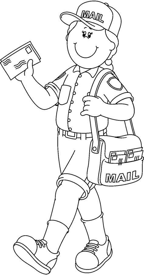 11418 community helpers clipart black and white community helpers clipart community helpers hat