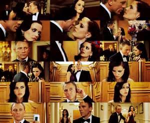 James Bond and Vesper Casino Royale