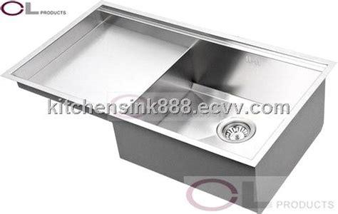 zero radius undermount cu84sp undermount drainboard kitchen purchasing