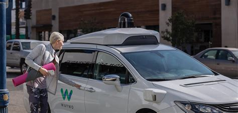 waymo launches driverless ride hailing service