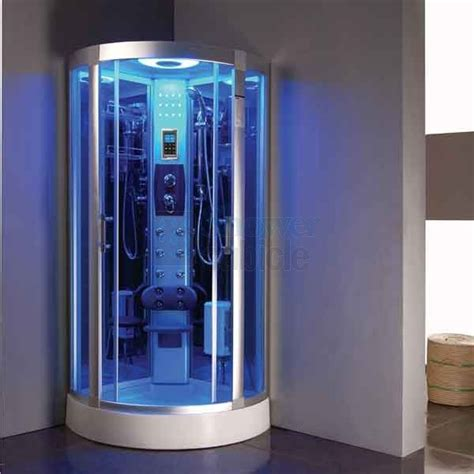 Shower Steam Cubicle by Belize 800x800 Steam Shower Cubicle