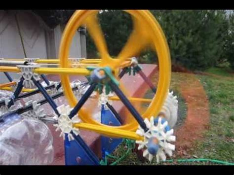 How To Build A Knex Boat by K Nex Boat