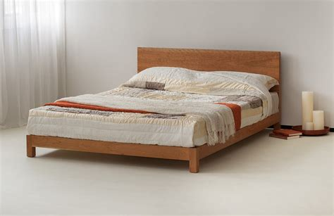 linen duvet sonora solid low wooden beds bed company