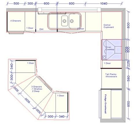 Kitchen Island Design Layout by Image Result For 10 X 16 Kitchen Floor Plan Kitchen
