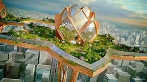 Ville D Eau En 3 Lettres : quoi ressembleront les villes du futur ~ Dailycaller-alerts.com Idées de Décoration