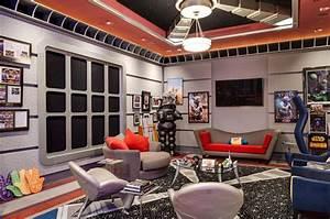 Star Trek Home Interior Design