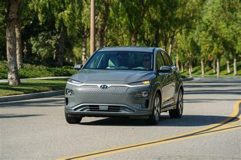 2019 Hyundai Kona Electric First Drive Review