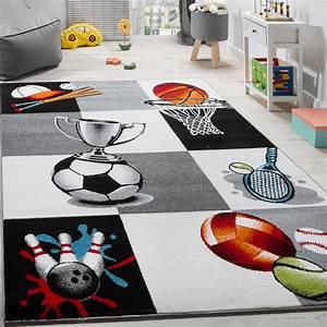 Teppich Für Kinder : kinderteppich sport karo schwarz creme ~ A.2002-acura-tl-radio.info Haus und Dekorationen