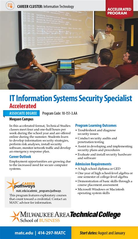 It Information Systems Security Specialist