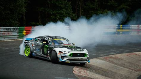 Ford Mustang Drift Nuerburgring by See 900 Hp Ford Mustang Rtr Drift The Entire Nurburgring