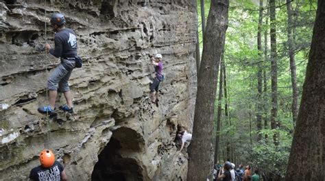 Rock Climbing Outdoor Trip Dnk Presents