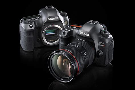Canon Announces New List Of Recommended Lenses For New 5ds