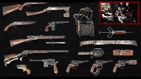 showdown hunt weapons game gunplay hud player visitar aggrogamer