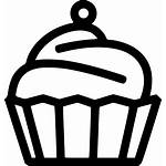 Muffin Svg Icon Cdr Onlinewebfonts Eps Transparent