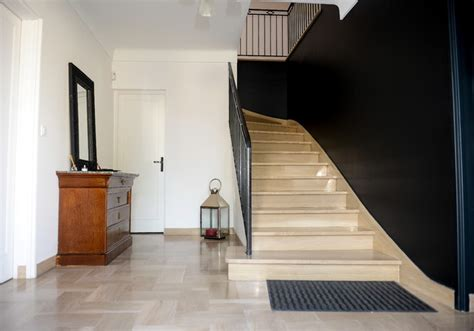 st des cuisines aménagement d 39 une cage d 39 escalier et d 39 un palier