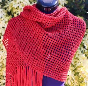 Tapis Au Crochet Tunisien by 201 Tole En Coton Ch 226 Le Au Crochet Tunisien 233 Charpe Tour De