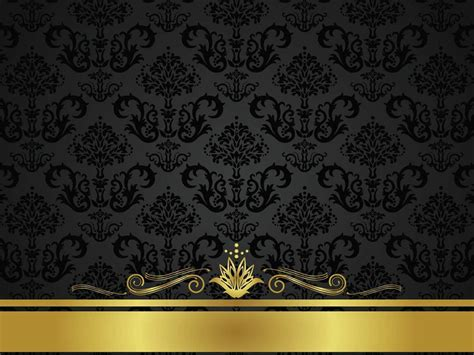 Bild Schwarz Gold by Gold And Black Backgrounds Wallpaper Cave