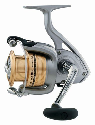 daiwa crossfire  ib front drag spinning reel game