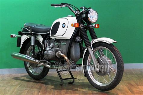 sold bmw  cc motorcycle auctions lot ak shannons