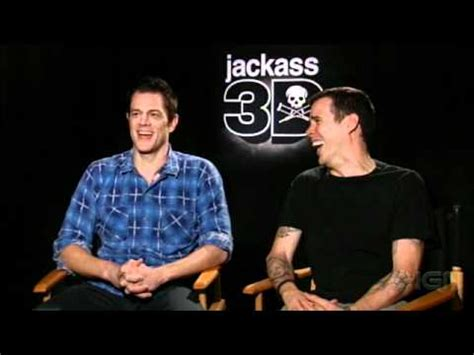 jackass  interview johnny knoxville steve  youtube