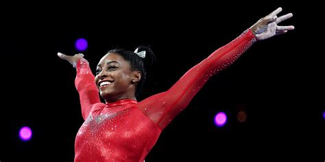 With four olympic gold medals alongside a closet full of world championship gold, biles is in a position to continue to once again rewrite the gymnastics history books. Simone Biles Felt 'Called' to Return to the Olympics for a ...