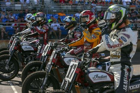 Indian Motorcycle Racing's 2019 Flat Track Contingency