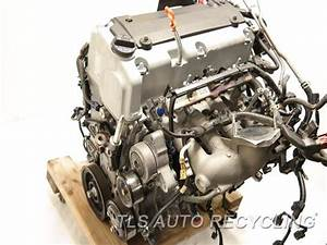 2007 Acura Rdx Engine Assembly