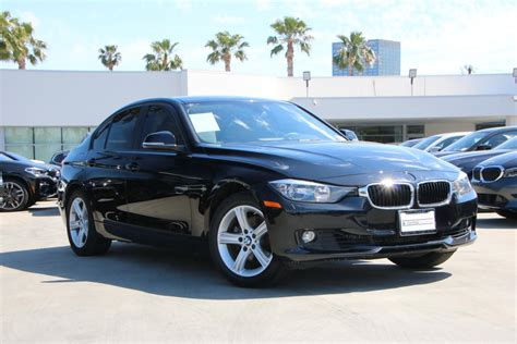 Certified Bmw by Certified Pre Owned 2015 Bmw 3 Series 328i Xdrive 4dr Sdn